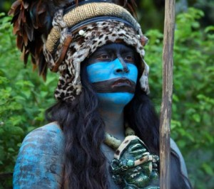 blue-maya-warrior